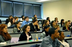 65 students attended the March 2 PRSSA conference