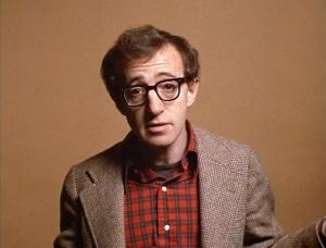 Writer-Director- Comedian Woody Allen