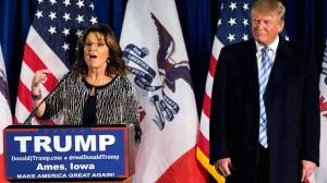 Palin and Trump